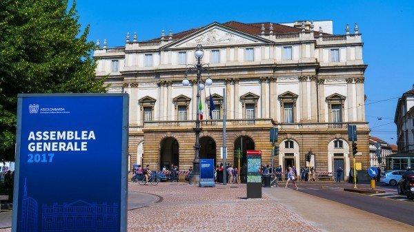 Assemblea Assolombarda 2017 – Milano