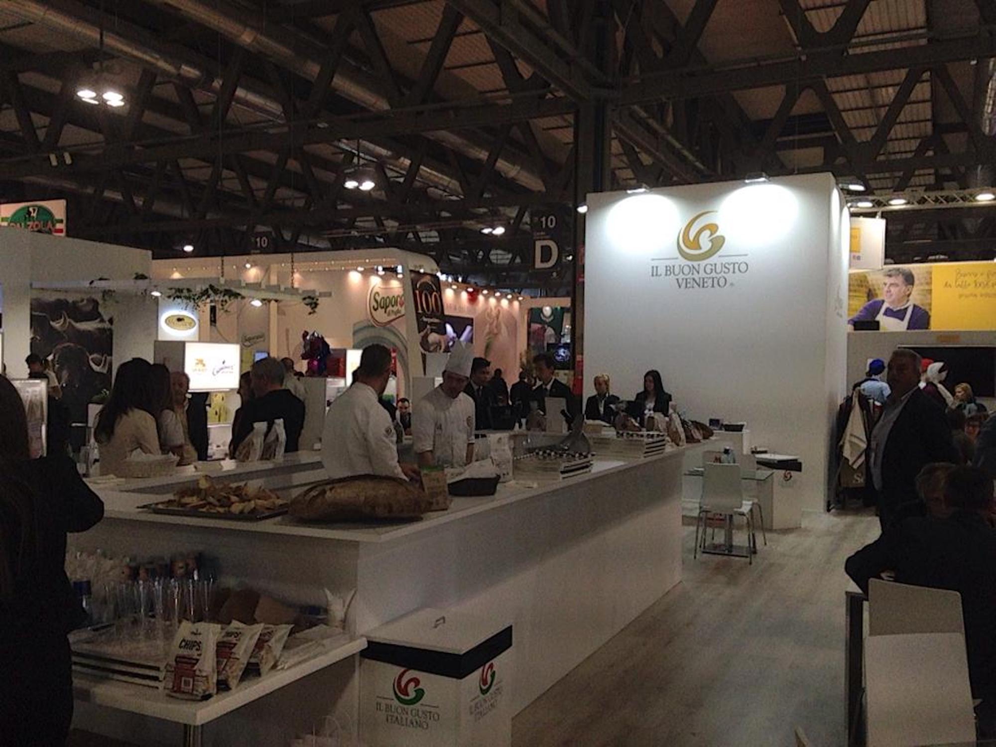 Tuttofood Milano 2019 - Il Buon gusto Italiano | Sermedia Srl
