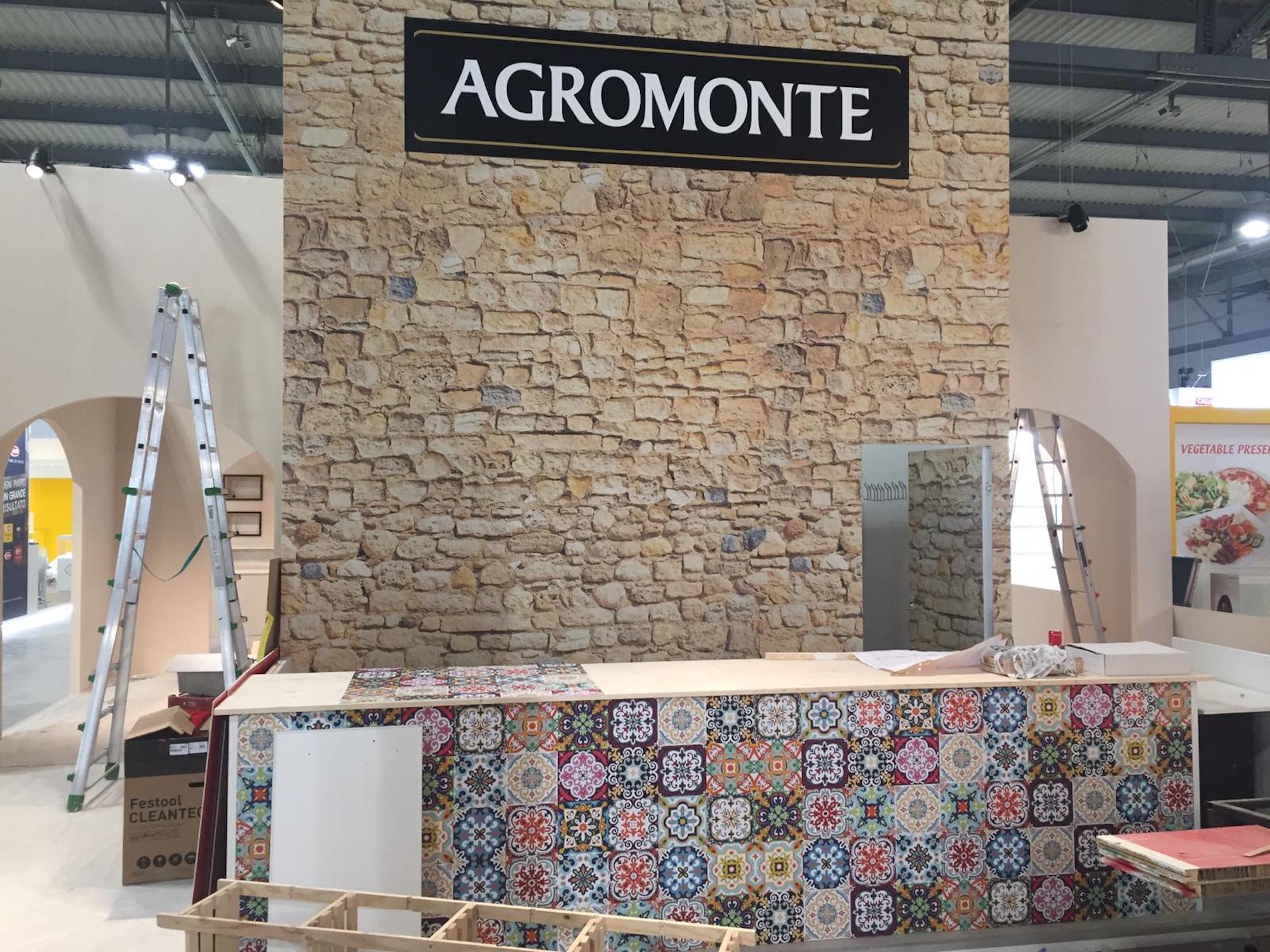 Tuttofood Milano 2019 - Agromonte   Sermedia Srl